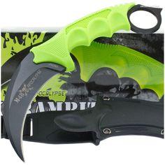 United Cutlery UC2951 M48 Apocalypse Karambit Knife w/ Shoulder Harness   MooseCreekGear.com   Outdoor Gear — Worldwide Delivery!   Pocket Knives - Fixed Blade Knives - Folding Knives - Survival Gear - Tactical Gear