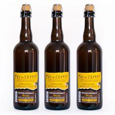 Bière artisanale Fée de l'Effet Blonde 3x75cl