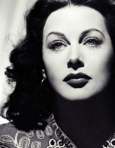 Hedy Lamarr. by polly