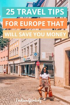 25 Travel Tips For Europe That Save You Money Traveling to Europe and wondering how to travel Europe cheap? You're in the right place. This post takes you through 25 tips from taking cheap flights to Europe, booking cheap local… Continue Reading → Cheap Flights To Europe, Paris Travel Tips, Travel Tips For Europe, Travel Money, Budget Travel, Traveling Europe, Travel Goals, Travel Hacks, Europe Budget