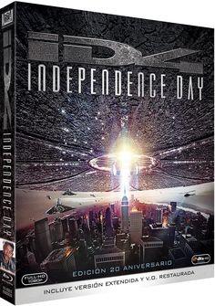 Actualización de enlaces para el blu-ray de #IndependenceDay 20 Aniversario