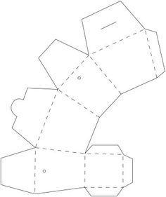 Teapot Box template.  Instructions on website.