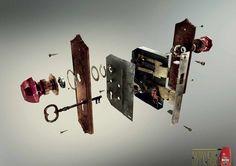 Target Mortein Easy Reach: Door