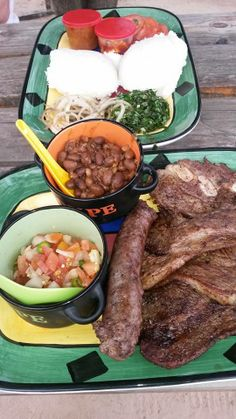 Zambian Food, Food Trailer, South African Recipes, Carne Asada, Game Reserve, Food Cravings, Food Design, Eating Habits, Quick Meals