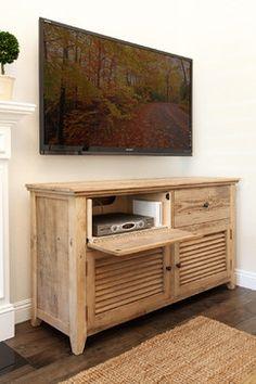 Traditional Home TV Console. #LimaOhio #Home #TV