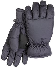Isotoner Gloves, Ultra-Dry Waterproof Sport Gloves