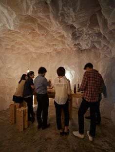 Bar temporaire par Naoya Matsumoto Design - Journal du Design