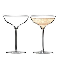 Waterford Elegance Champagne Belle Coupe Glass, Pair | Bloomingdales's