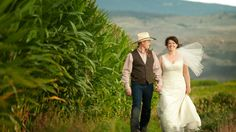 Dreamy Country Wedding Pictures by Aspect Arts Photography