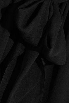 Diane von Furstenberg - Alvanna Pussy-bow Silk-chiffon Blouse - Black - US12