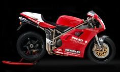 Ducati 916 black wheels.