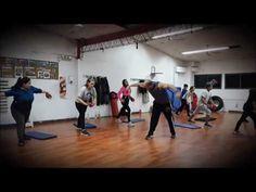 Localizada- Instructor: Claudio Bill- Gym alternativa- Liniers-Argentina