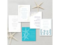 Palm Tree Wedding Invitation Warm Welcome Beach And Ocean Style A 3 For 1 That Comes With All Pieces Can Be Printed In You