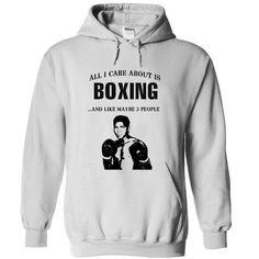 Limited Edition! BOXING T Shirts, Hoodies Sweatshirts