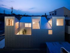 Complex House   Tomohiro Hata Architects World Architecture News 2011 House of the Year Winner