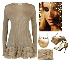 """""""Untitled #2587"""" by carlene-lindsay on Polyvore featuring Valentino, Alexander McQueen and RED Valentino"""