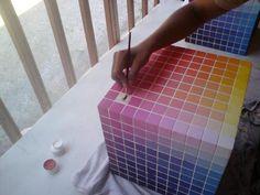 el cubo de colores teoria del color - Buscar con Google