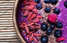 14 Creative Chia Seed Recipes - Life by DailyBurn. OK, I'm kind of just pinning this for the beautiful picture.