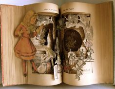 Classic Fairy Tale Characters Crawl Out of Their Storybooks - My Modern Metropolis #AliceInWonderland