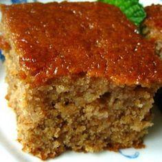 Walnut cake  (Karydopita)
