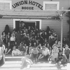 Union Hotel Restaurant In Occidental Ca Pinterest