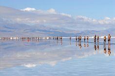 Salinas Grandes Jujuy Argentina -