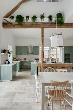 Many people consider the kitchen to be the heart of the home. Bringing this area of your home up-to-date to create a warm and inviting area for your entire Farmhouse Remodel, Kitchen Remodel, Open Kitchen, Kitchen Dining, Space Kitchen, Sweet Home, Interior Architecture, Interior Design, Home Decor Styles