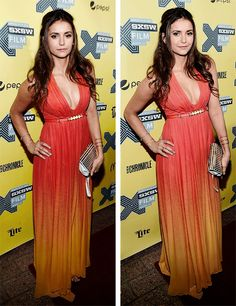 """Nina Dobrev attends the premiere of """"The Final Girls"""" during The 2015 SXSW Film Festival on March 13 in Austin, Texas."""
