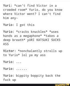 yurikastuki, YuriOnIce, victuri, yuriplisetsky, yurio - iFunny :)