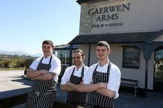 Family run pub and restaurant serving fresh local produce | Gaerwen Arms, Anglesey