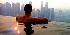 Singapore Marina Bay Sands Pool