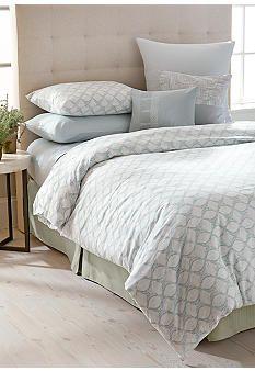 Calvin Klein Largo Bedding Collection - comforter set - $190, bedskirt - $60 (Belk)