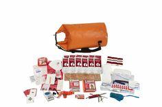 1 Person Deluxe Survival Kit (72+ Hours) |Waterproof Dry Bag