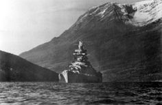 Sinking of the Battleship Tirpitz