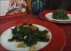 Sautéed Spinach (Spinaci Saltati)