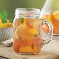 Sparkling Tropical Fruit Punch by @mytexaslife