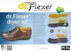 Dr. Flexer - Sağlıklı yürümek demektir.
