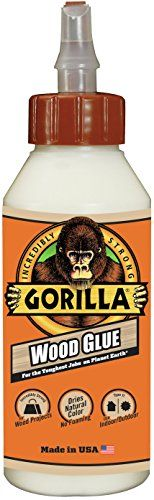 Gorilla Wood Glue, 8 ounce Bottle Glue For Cuts, Wishing Well Plans, Wood Projects, Woodworking Projects, Craft Projects, Lumber Storage, Storage Shelves, Tote Storage, Display Shelves