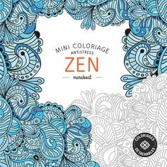 Amazon.fr - Mini coloriage antistress zen - Collectif - Livres