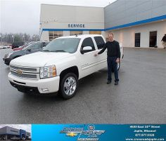 #HappyBirthday to John Elmore from Chaney Marqui at Crossroads Chevrolet Cadillac!