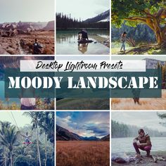 Buy Lightroom Presets Moody Landscape by LukStudioDesign on GraphicRiver. I present to You a set of presets 10 Moody Landscape Lightroom Presets for Lightroom. Important: This set of presets . Photoshop Presets, Professional Lightroom Presets, Vsco Presets, Lightroom 4, Photoshop Actions, My Settings, Edit Your Photos, Discount Travel, Outdoor Landscaping