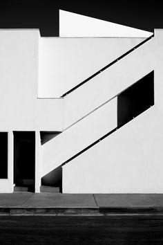 "Photographs from Nicholas Alan Cope's ""Whitewash"".   //gorgeous black & white treatment of LA."