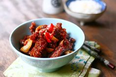 Panda Express Beijing Beef - the most delicious Beijing Beef copycat that tastes exactly like Panda Express, but healthier and much better than takeout Easy Asian Recipes, Healthy Recipes, Ethnic Recipes, Chinese Recipes, Chinese Food, Delicious Recipes, Beijing Beef, Pork Recipes, Cooking Recipes