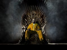 Breaking Bad to watch Game of Thrones - Flickering Myth