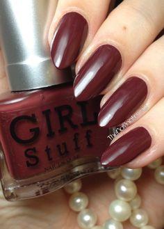 The Nailinator - Girlstuff Chestnut Stamping Plates, Nail Art Designs, Nail Polish, Nails, Finger Nails, Ongles, Nail Polishes, Polish, Nail Designs