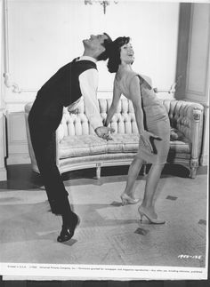 Shirley Jones and Tony Randall dancing ♪♫ Vintage Hollywood, Hollywood Glamour, Classic Hollywood, Shall We Dance, Lets Dance, Dance Pictures, Dance Pics, Tony Randall, Vintage Dance