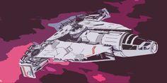 Star+Wars+Corellian+Vessel+by+AdamKop.deviantart.com+on+@DeviantArt