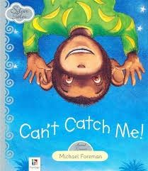 Can't Catch Me! • English Wooks