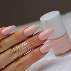 No. 56 Baby Orchid Appeal4 – nude light pink polish | Fanzis.com