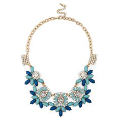 I really like statement necklaces and would like to see one in my next fix.